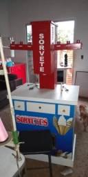 Conserto de maquina de sorvete Americana