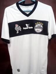 a8b804e178fe7 Camisa Goiânia EC oficial de jogo 2014 tam. P