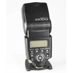 Flash Canon 430 Ex II