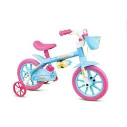 Bicicleta Aqua Feminina Aro 12 Nathor