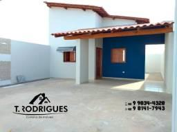 VENDO linda casa NOVA no Verdes Campos (Arapiraca)