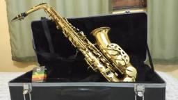 Saxofone Alto - VOGGA - Aceito Cartões (crédito e débito)