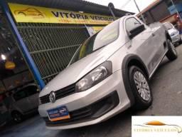 Volkswagen Saveiro CS Surf 1.6 Prata Veja! - 2014