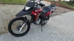 Honda XRE 300 VERMELHA NOVA - 2013