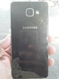 Vendo A5 32 GB semi novo zap *