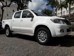 Toyota hilux srv aut 4x4 2013/2013!! - 2013