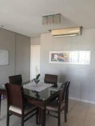 Equilibrium Condominio, 3 quartos, P10, semi mobiliado e climatizado