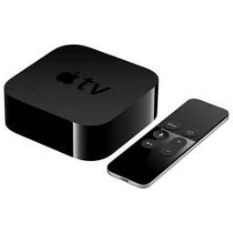 Apple TV MP7P2LZ/A A1842 4K com 64GB/HDMI/Wi-Fi - Preto