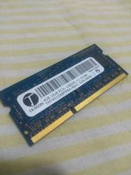 Memória RAM Teikon 4gb (usada por 1 ano)