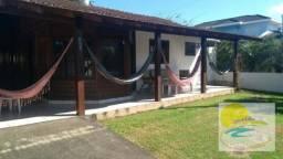 Casa com 3 dormitórios para alugar por R$ 800,00/dia - Praia do Imperador - Itapoá/SC