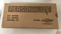 Kit Antena Radio Original Base Prisma e Onix 2013 a 2016