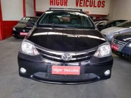 Etios sedan 1.5 XLS único dono! - 2013