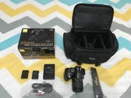 Câmera fotográfica Nikon D5300
