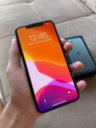 iPhone 11 Pro Max 64Gb Completo Garantia 05/2021