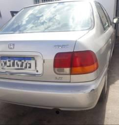 Honda Civic LX Emplacamento em dia