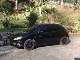 Peugeot 206 2008 R$5.000 / promissória
