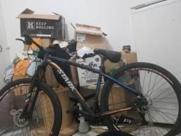Bike semi novo
