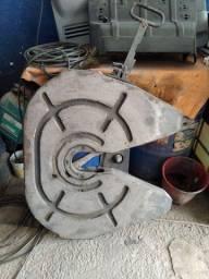 Quinta roda Jost de 3,5 polegadas