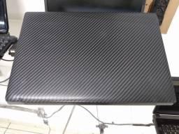 Notebook Lenovo Top tela de 15.6 Ótimo pra vídeo aula