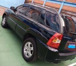 Sportage 2010 automática preta