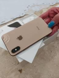 IPhone XS Gold 256G semi novo