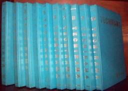 Tecnirama Enciclopédia rara completa e em ótimo estado