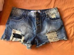 Short jeans Afghan tam 42