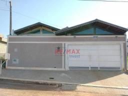 Casa com 2 dormitórios sendo 1 suíte e terreno de 250 M2 no Jd. ypê em Botucatu SP
