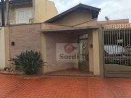 Casa residencial à venda, Jardim Califórnia, Ribeirão Preto.