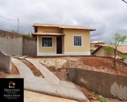 Vendo Casa no bairro Recanto dos Eucaliptos em Paty do Alferes - RJ