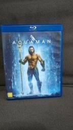 Lote 4 Blu-rays da DC