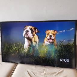 TV SMART 43PL COMPLETA COM WI-FI