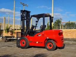 Empilhadeira Diesel 5 toneladas - NOVA