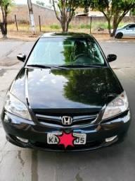 Honda Civic 1.7 EX - Aut. 2004/2005 - 2005