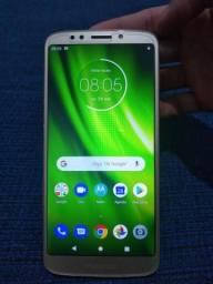 MotoG6 Play 32GB Biometria Flash Frontal