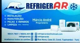 REFRIGERAR Refrigerações em geral