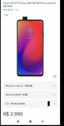 Xiaomi mi9T pro azul