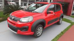 FIAT UNO 1.0 FIREFLY FLEX WAY 4P MANUAL. - 2020