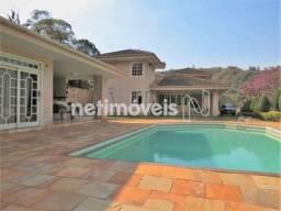 Casa de condomínio à venda com 5 dormitórios em Vila campestre, Nova lima cod:770425