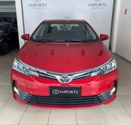 Toyota corolla xei 2018/2019 - 2019