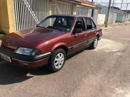 Monza 92 2.0 a gasolina vidro trava e direção - 1992
