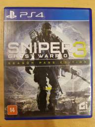 Sniper 3 ghost warrior ps4