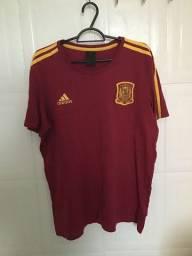 Camisa Seleçao da Espanha