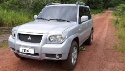 Pajero tr4 automático 4x4 2009/2009