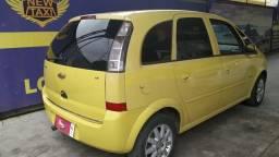 Meriva max 1.4 ex taxi gnv+completa aprovação imediata, 1°parcela 90 dias