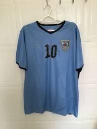 Camisa Seleção do Uruguai