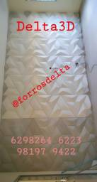 Forros Delta 3d gesso