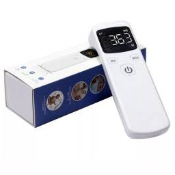 Oferta Kit acadêmico Termômetro digital, oxímetro, lanterna clínica led e estetoscópio