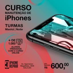 Curso Manutenção de iPhones - Presencial
