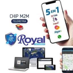 Plataforma Rastreamento + Chip M2M + App IOS e Android